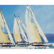 Match Racing - Anna Duckworth