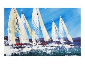 Starboard Tack - Anna Duckworth