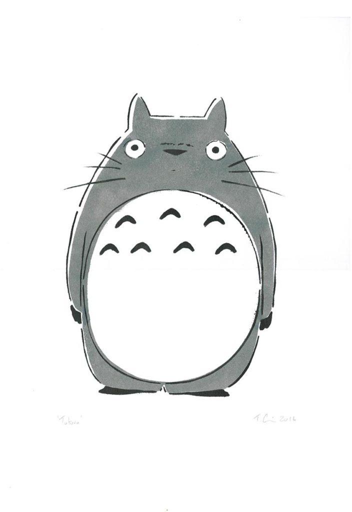 Totoro - Thomas Chadwick