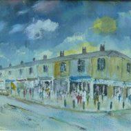 Gloucester Road Corner - Pip Gilman