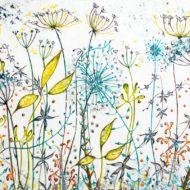 Seedhead Frenzy - lynette bower
