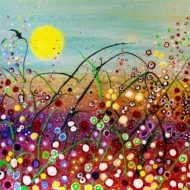 Poppy dots - Lynette Bower