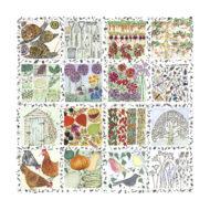 A Year In The Garden - Fiona Willis
