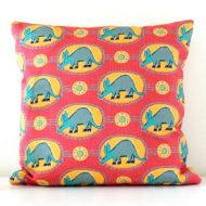 Aardvark Cushion smi Made By Ilze