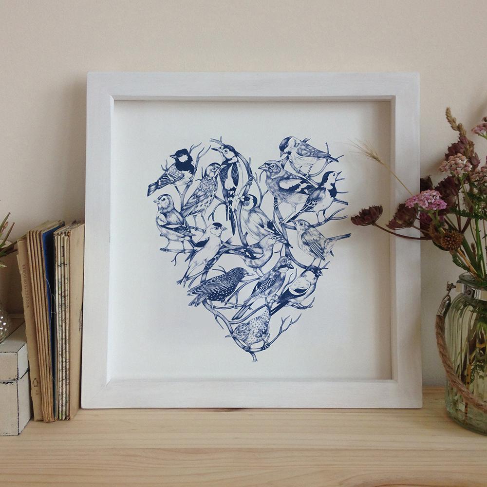 bird heart - katharina nyilas