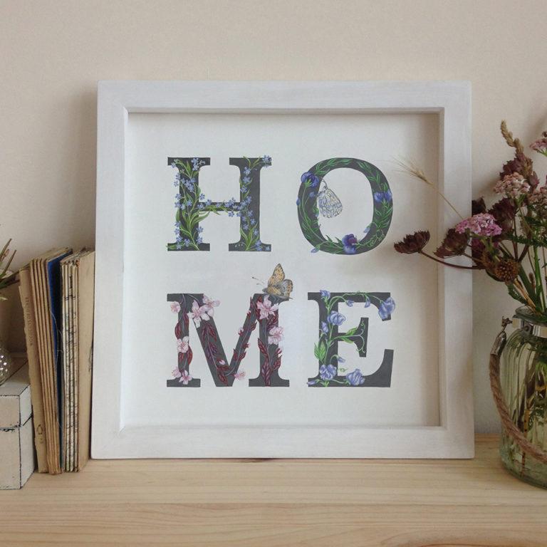 home print - Katharina Nyilas