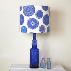 Porto lampshade made by ilze