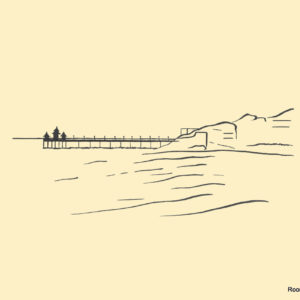 Clevedon Pier - Charlotte Rowlands