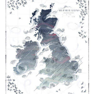 Murmuration-Map - Hannah Bailey