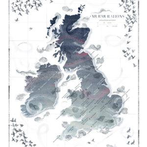 Murmuration-Map - Hannah Bailey