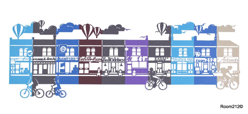 Craft Shop Gloucester Road Bristol